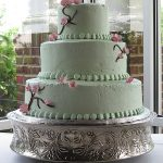 contemporary wedding cakes selbyville de