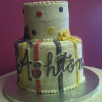 Ashton birthday cake selbyville md