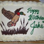 jake birthday cake