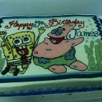 sponge bob cake ocean city md