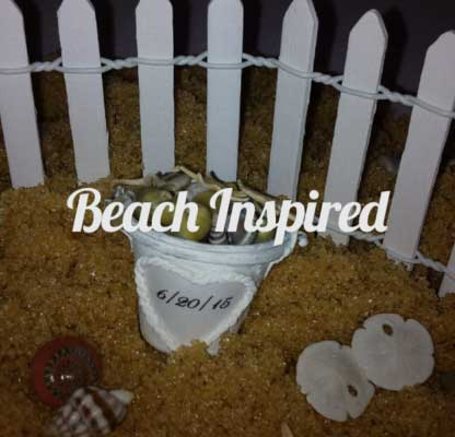 Beach Inspired Gallery Cover