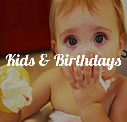 Kids & Birthdays Gallery Cover