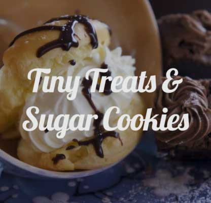 Tiny Treats & Sugar Cookies Gallery Cover